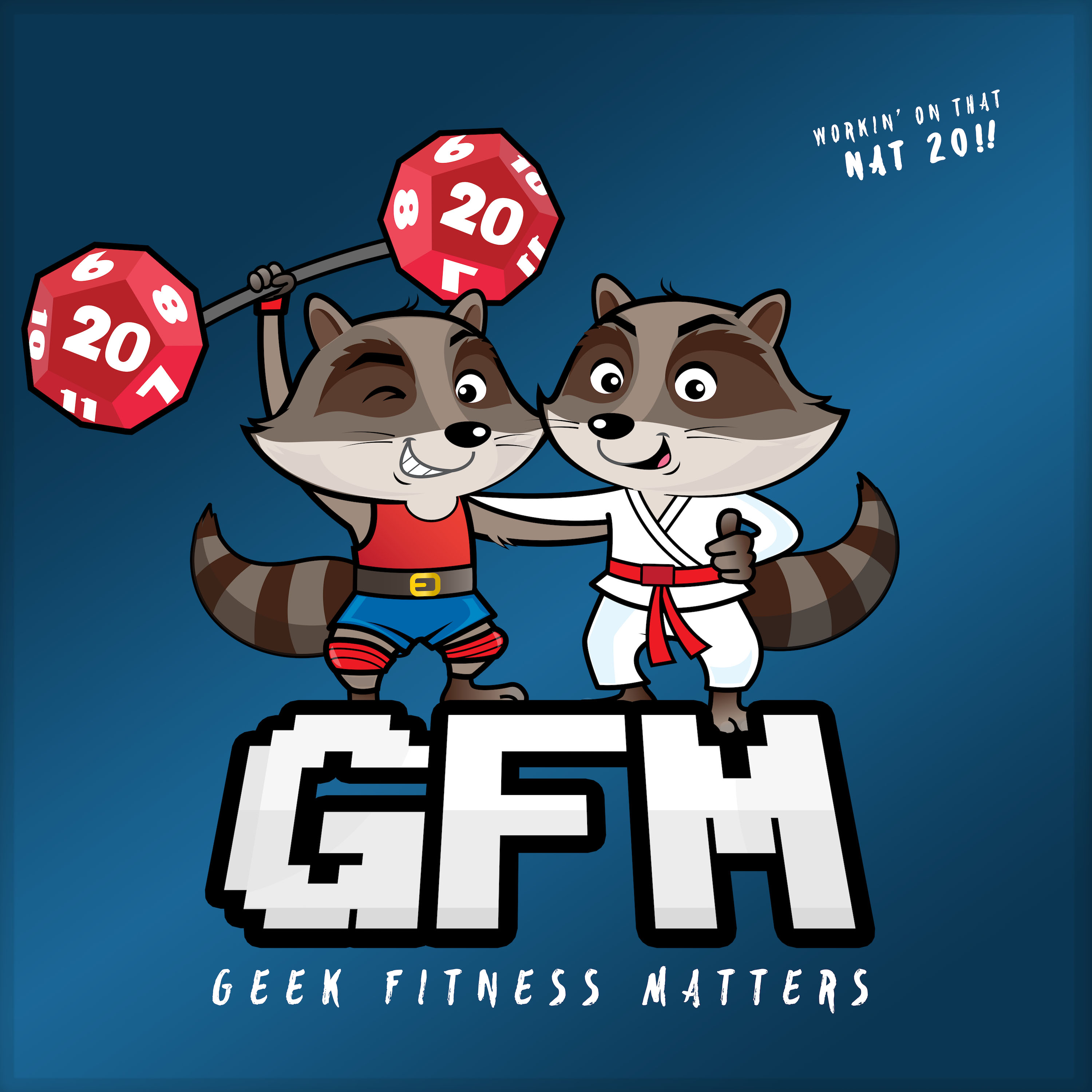 Geek Fitness Matters Podcast